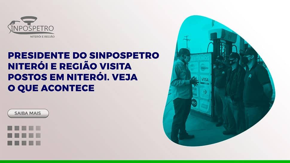 Presidente do SINPOSPETRO Niterói e Região expõe à categoria as negociações da CCT, que devem se definir no próximo dia 26