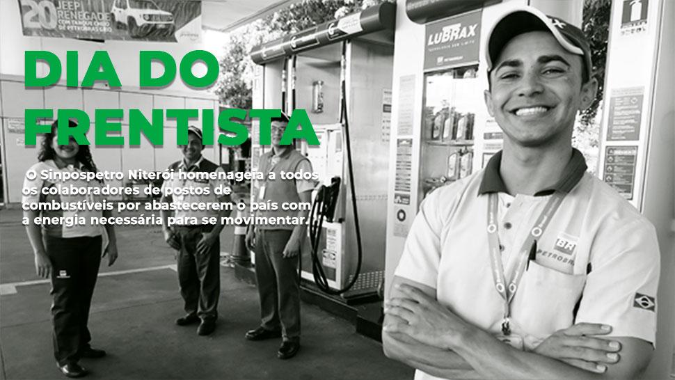 Parabéns, Dia de Empregados em Postos de Combustíveis: Dias de lutas e de vitórias