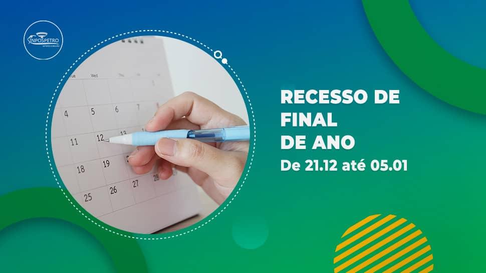 SINPOSPETRO Niterói e Região entra em recesso na próxima semana