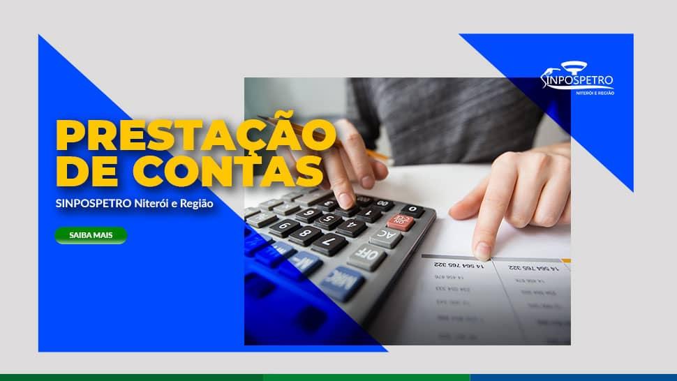 SINPOSPETRO Niterói e Região terá assembleias itinerantes para prestação de contas