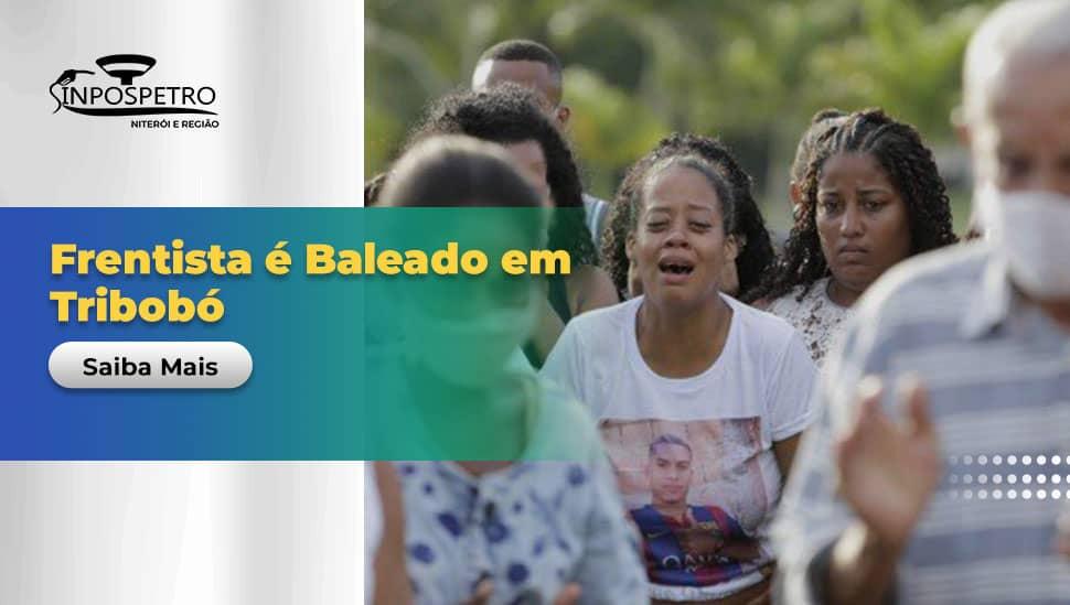 Diretoria do SINPOSPETRO Niterói e Região dá assistência à família de frentista morto em São Gonçalo