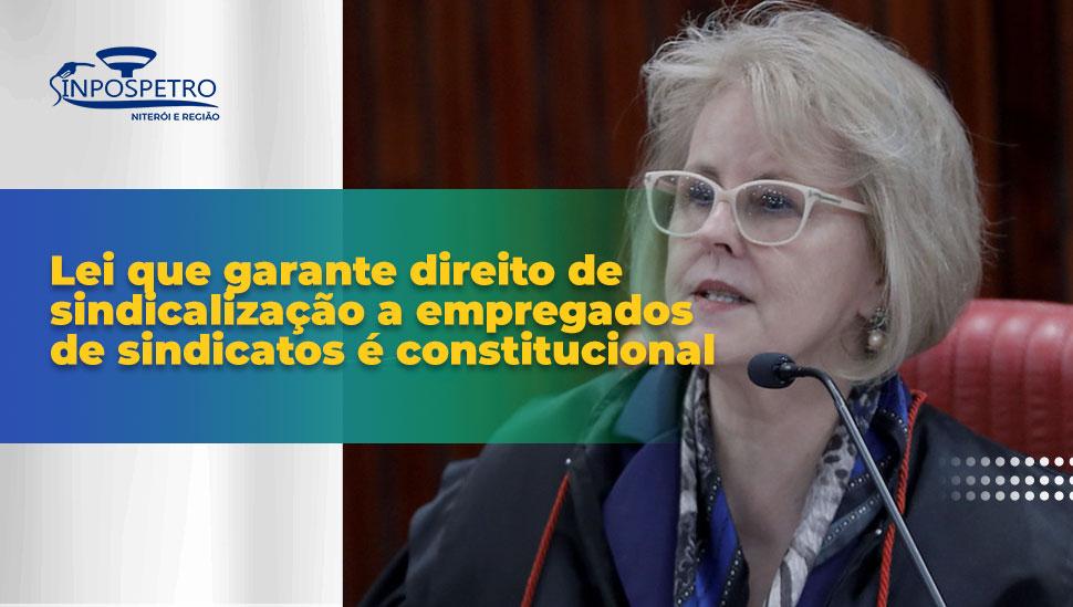 Sindicalização_Constitucional_Sinpospetro_Niterói